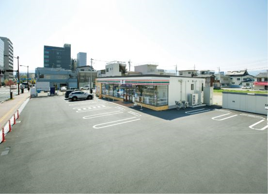 Seven-Eleven Kofu Aioi 1-chome Store (land ownership interests)1